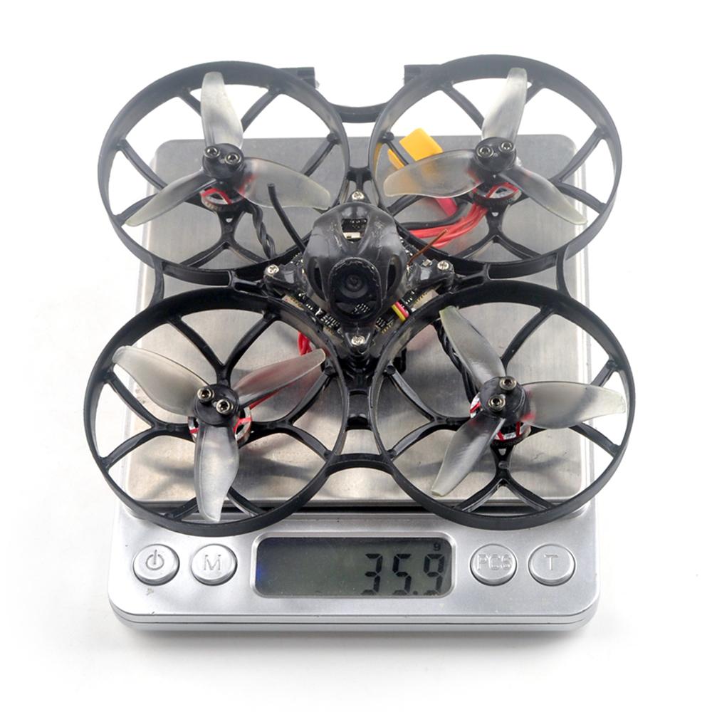 URUAV UZ85 85mm 2S DIY Whoop FPV Racing Drone PNP/BNF Caddx ANT Lite Cam AIO 4IN1 CrazybeeX FC 1102 10000KV Motor 5A ESC - Photo: 8
