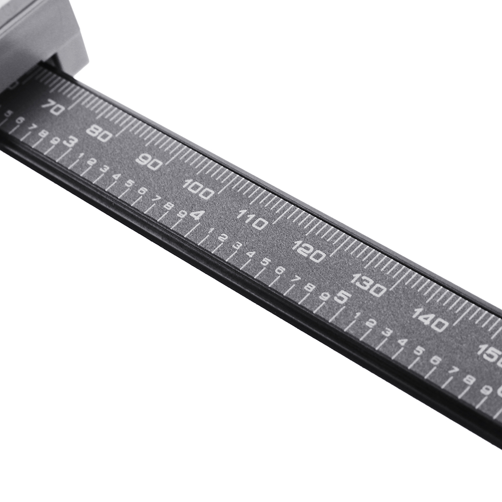 DANIU ET03 0-150mm Measuring Tool Electronic Plastic LCD Digital Caliper
