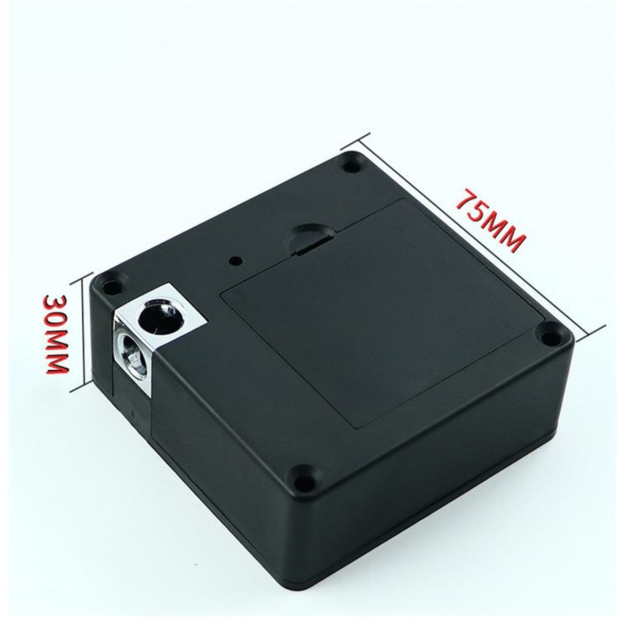 Electronic Cabinet Door Drawer Lock Auto Safety Security Punch-free Home Card
