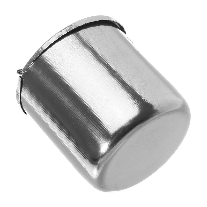Portable Durable Stainless Steel Dental Cotton Material Placement Cup Clamps For Oral administration