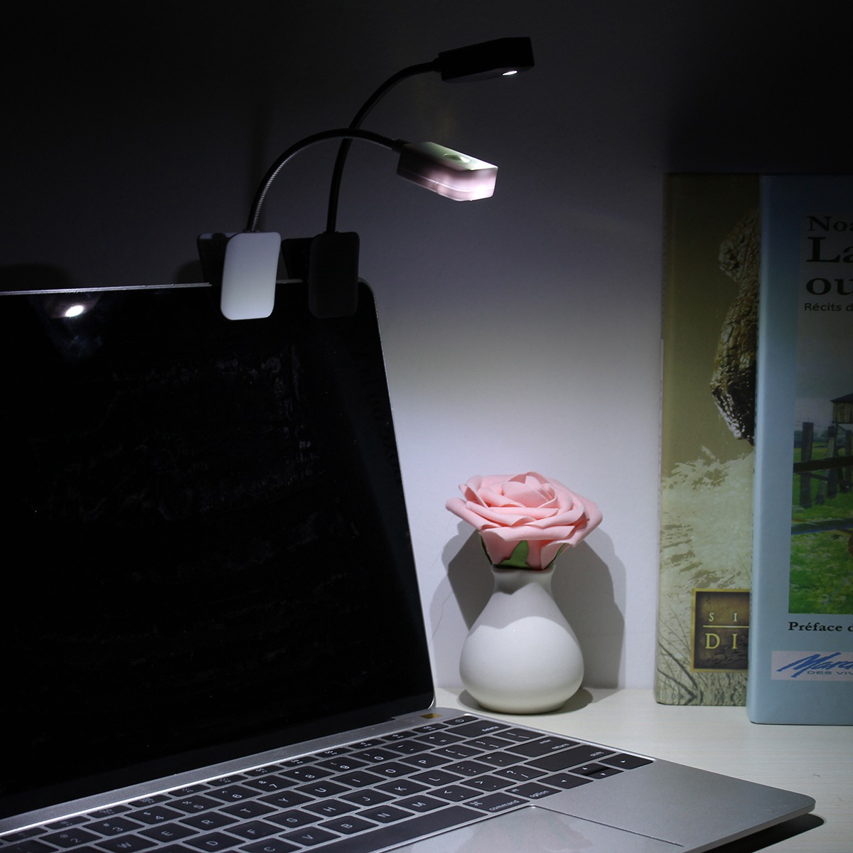 Electric Eye Care LED Reading Lamp Book Light Clip for Kindle E Book
