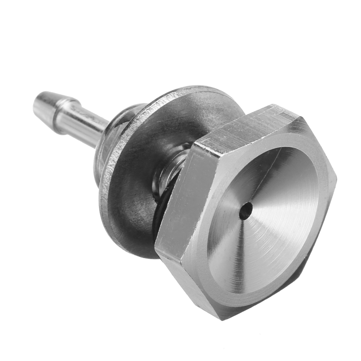 Car Universal Turbocharger Silicone Boost Pipe Nipple Turbo Vacuum Gauge Fitting