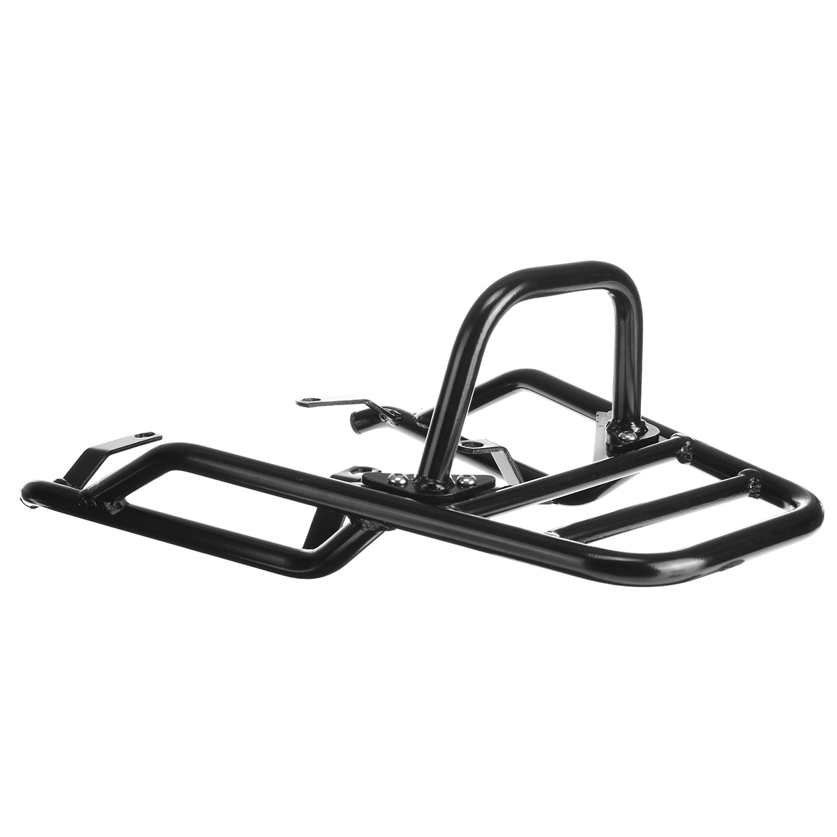 Rear Luggage Rack with Passenger Grab Handlebar For BMW R Nine T R9T 2013-2018 Motorcycle Black