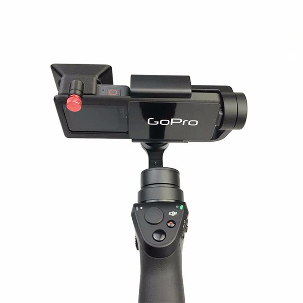 Adapter for DJI OSMO Mobile Gimbal Transfer to Gopro Hero 5/6