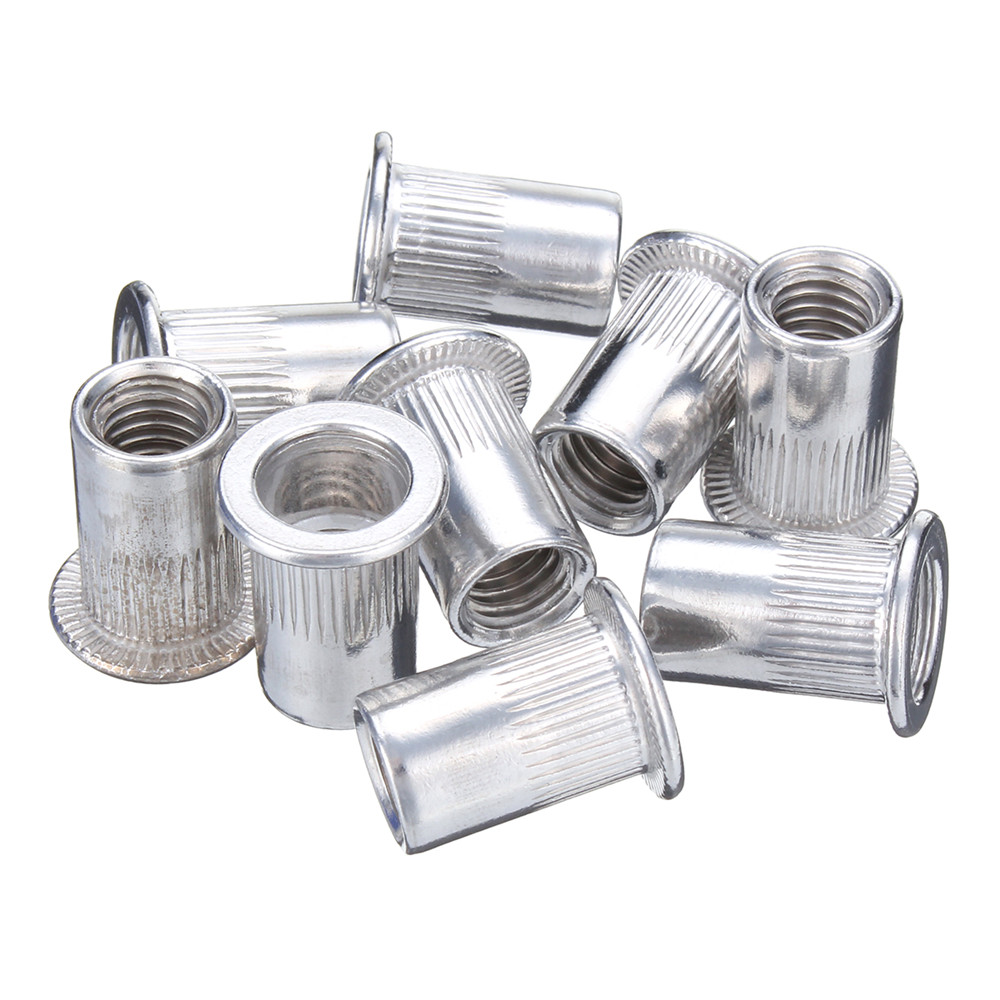 Heavy duty blind rivet nut kit set