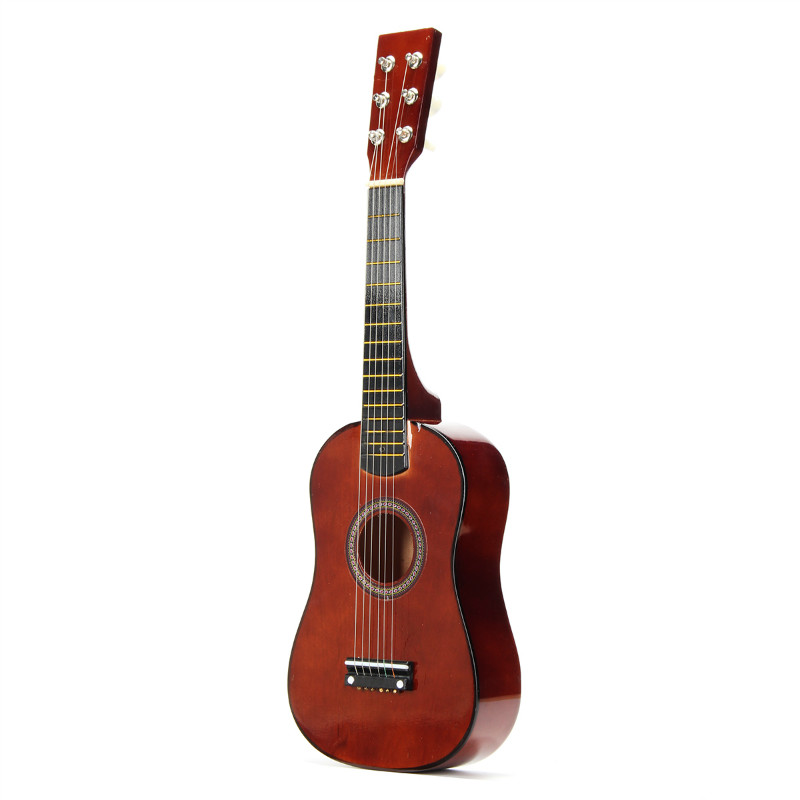 23 Inch Basswood Mini Kids Concert Acoustic Ukulele Guitar Musical Instrument Child Gift