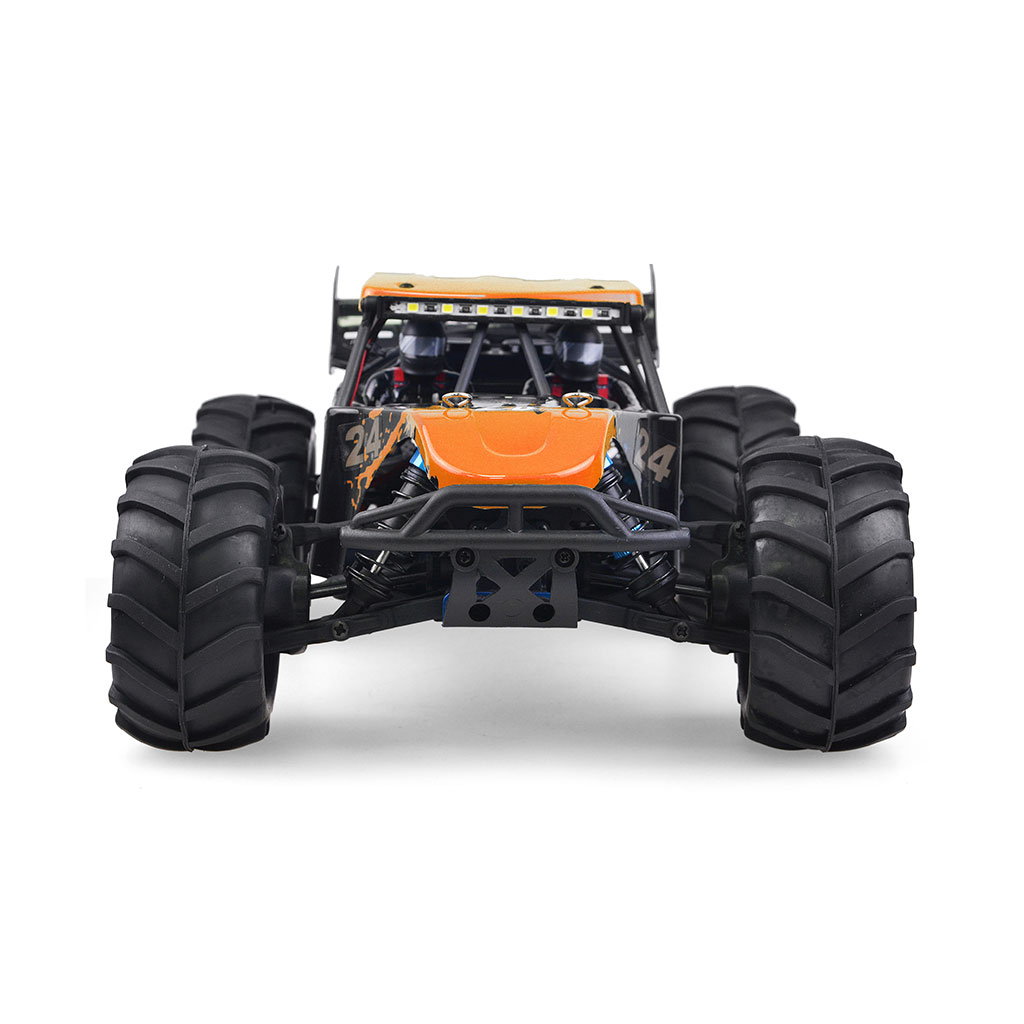 ZD 16427 Racing 1/16 2.4G 4WD Electric Brushled Truck RTR RC Car Vehicle Models - Photo: 8