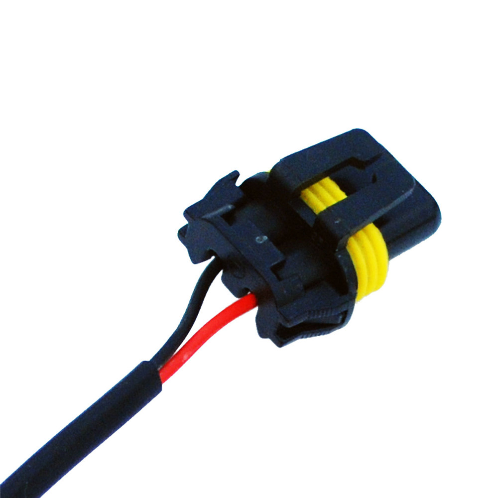 Motorcycle H4 Headlight Telescopic Lamp Control Line High And Low Lamp Hid Wiring Harness