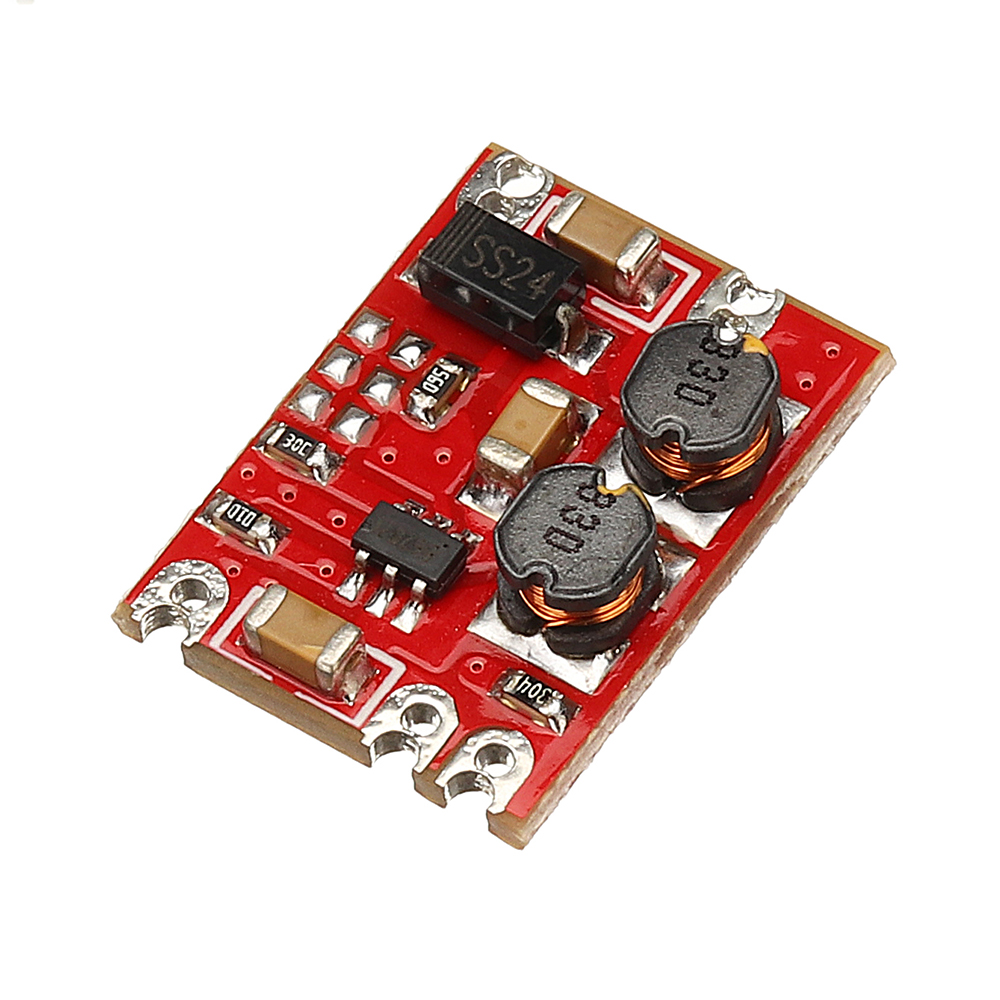 DC-DC 3V-15V to 12V Fixed Output Automatic Buck Boost Step Up Step Down Power Supply Module For Arduino