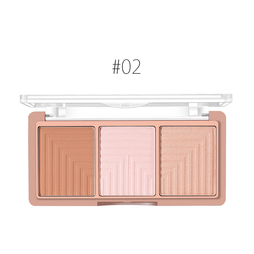 O.TWO.O Face Highlighter Shading Powder