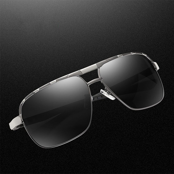 Mens Classic UV400 Polarized Sunglasses Outdoor Casual Driving Eyewear