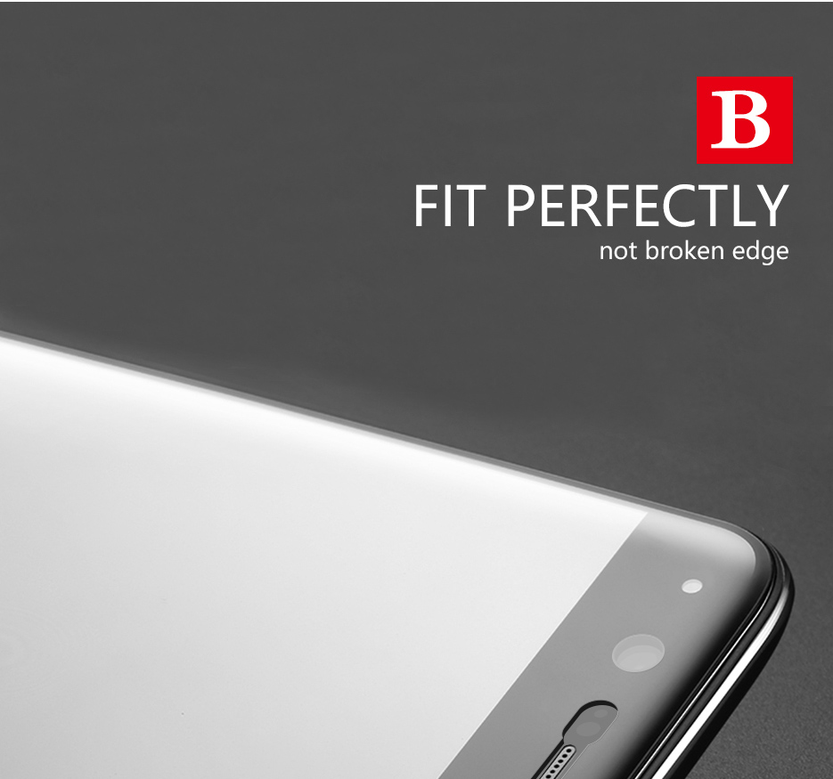 Bakeey 5D Pro+Curved Edge Carving Full Coverage Tempered Glass Phone Screen Protector For OnePlus 5T