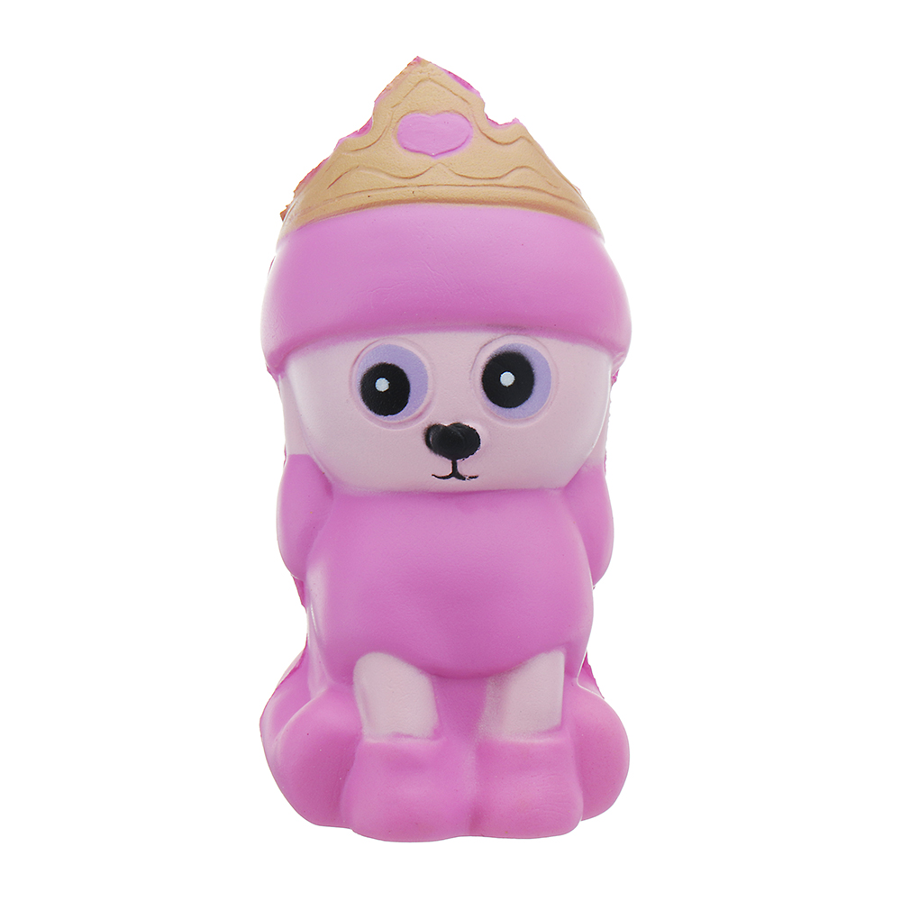 Crown Husky Squishy 9.2*4.5*5.2CM Slow Rising With Packaging Collection Gift Soft Toy