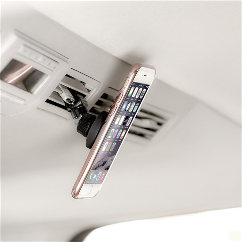 Bakeey 360 Degree Rotation Magnetic Car Air Vent Mount Holder for iPhone 8 X Xiaomi Mobile Phone