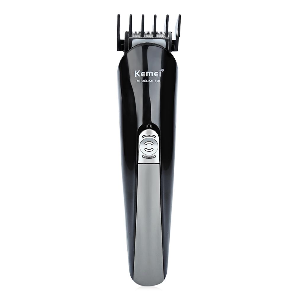 Kemei KM-600 6 in 1 Hair Trimmer