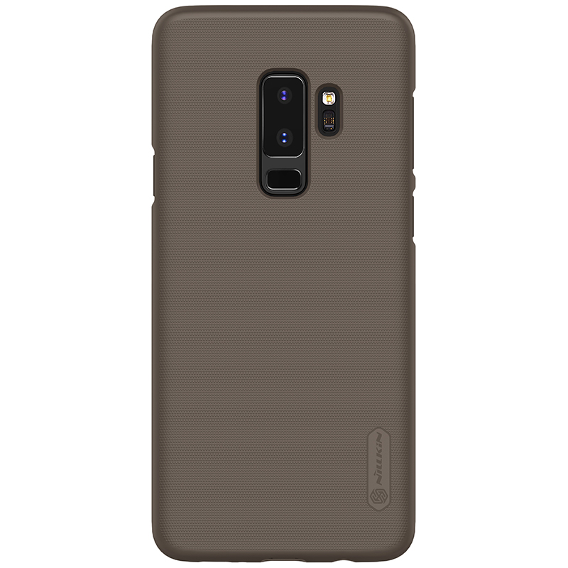 c91a714d806e NILLKIN Frosted Shield Hard PC Protective Case for Samsung Galaxy S9 Plus