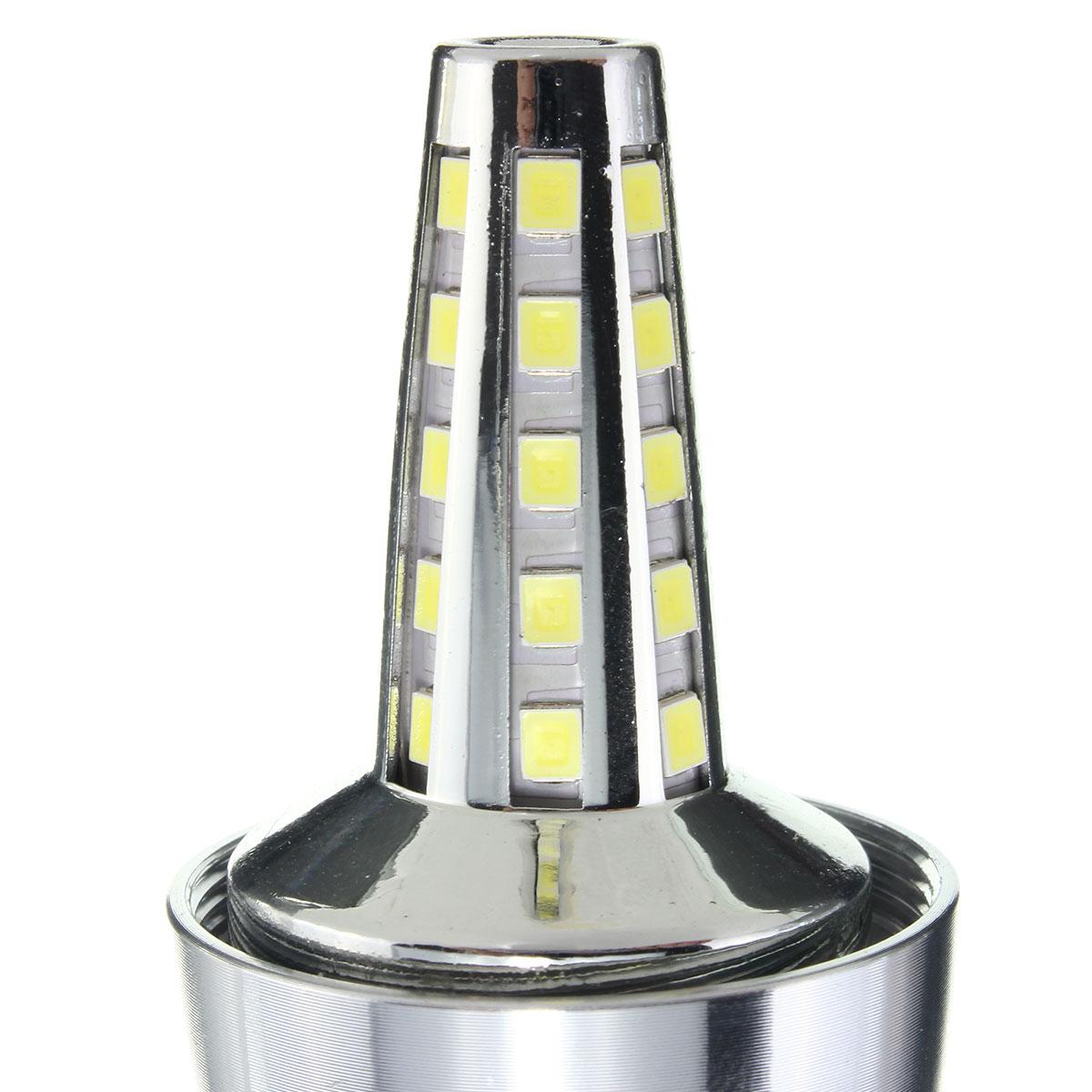 E27 E14 E12 B22 B15 6W 35 SMD 2835 LED Cone Candle Warm White Pure White Light Lamp Bulb AC85-265V