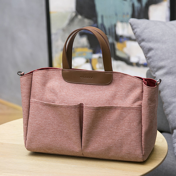 Casual Nylon Lightweight Handbag Tote Storage Bags
