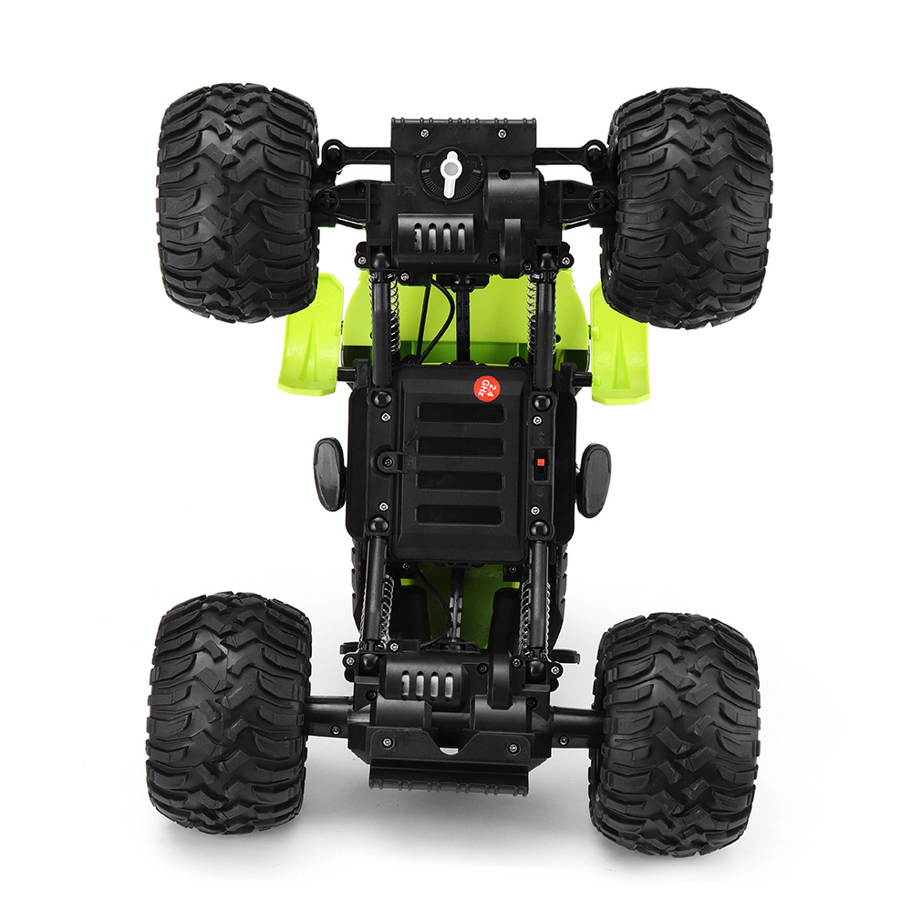 FUQI SL-012A 1/14 4WD 2.4G Four Wheel Drift Crawler Motor Cycle RC Car