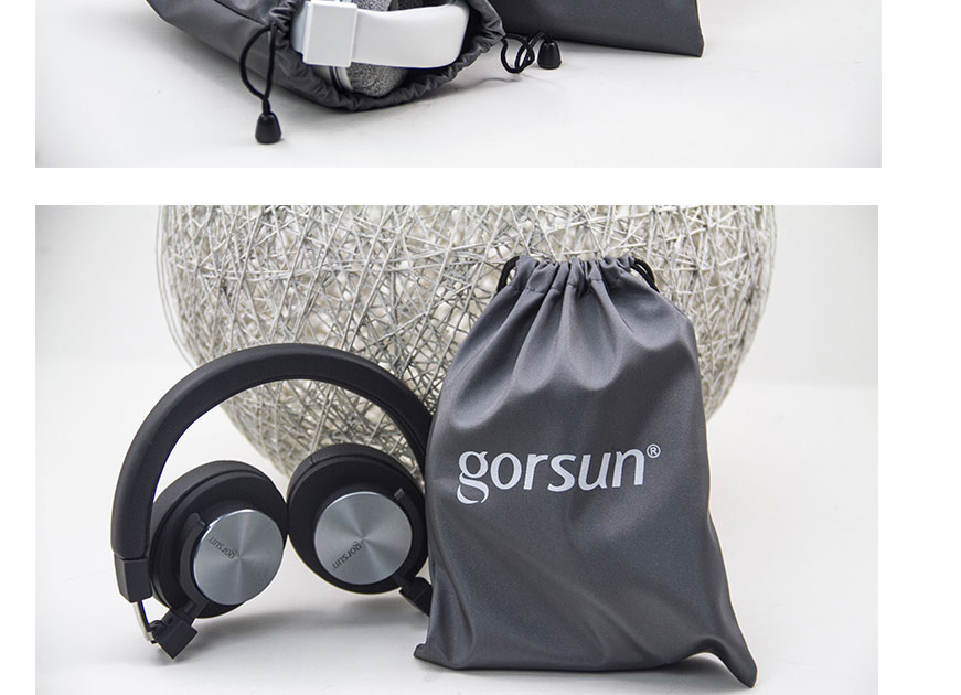 Waterproof Storage Bag For Portable Foldable Headphone Headset