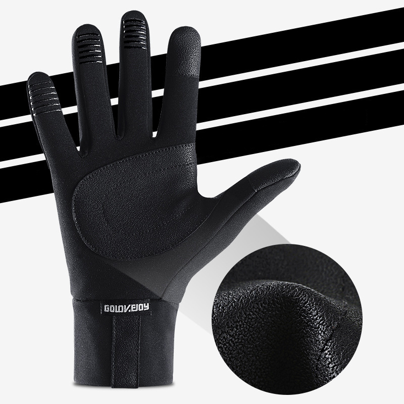 ens Winter Riding Waterproof Touch Screen Gloves