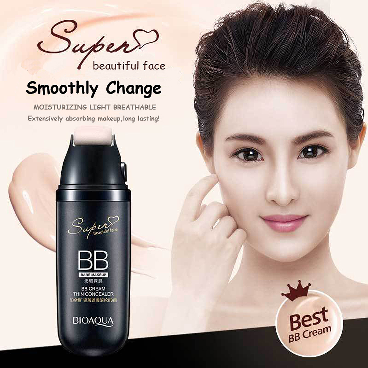 Air Cushion BB Cream Concealer