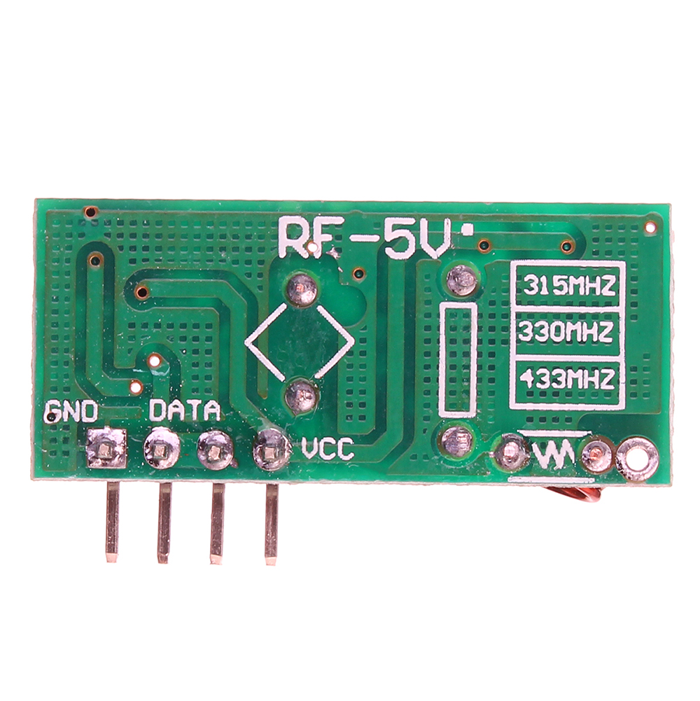 433Mhz RF Decoder Transmitter With Receiver Module Kit For Arduino ARM MCU Wireless