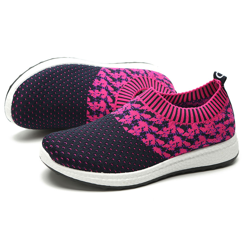 Large Size Women Outdoor Walking Casual Shoes