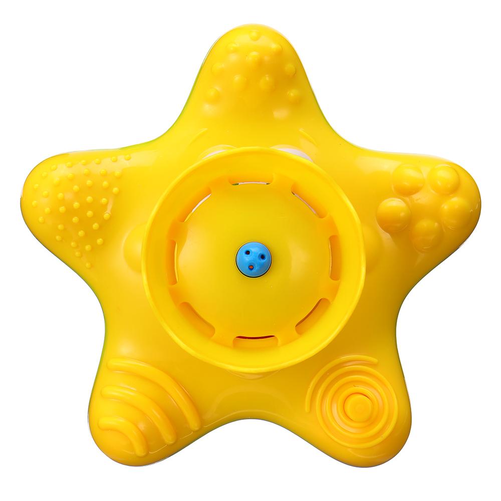Bathing Toys Bath Starfish Water Spray Novelties Classic Hobbies