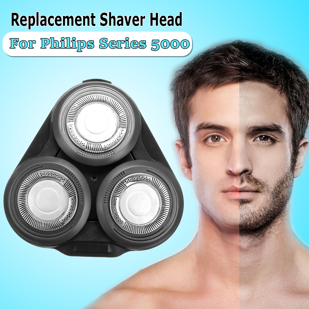 Replacement Shaver Head For Philips Series