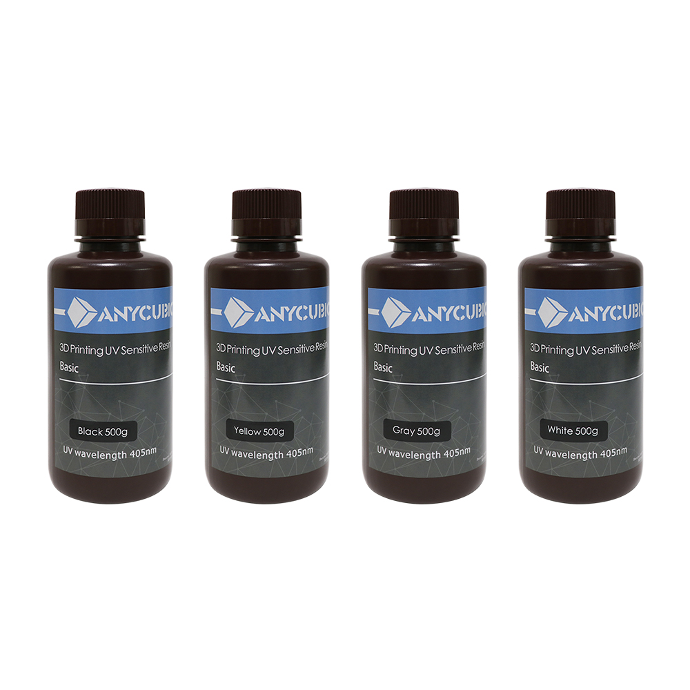 Anycubic® 500ML 405nm UV Sensitive Resin Liquid Printing Material For Photon 3D Printer