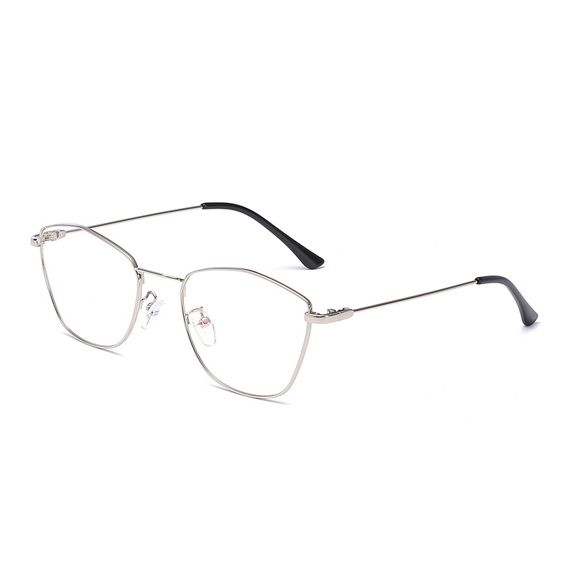 Optical Round Frame Reader Reading Plain Glasses