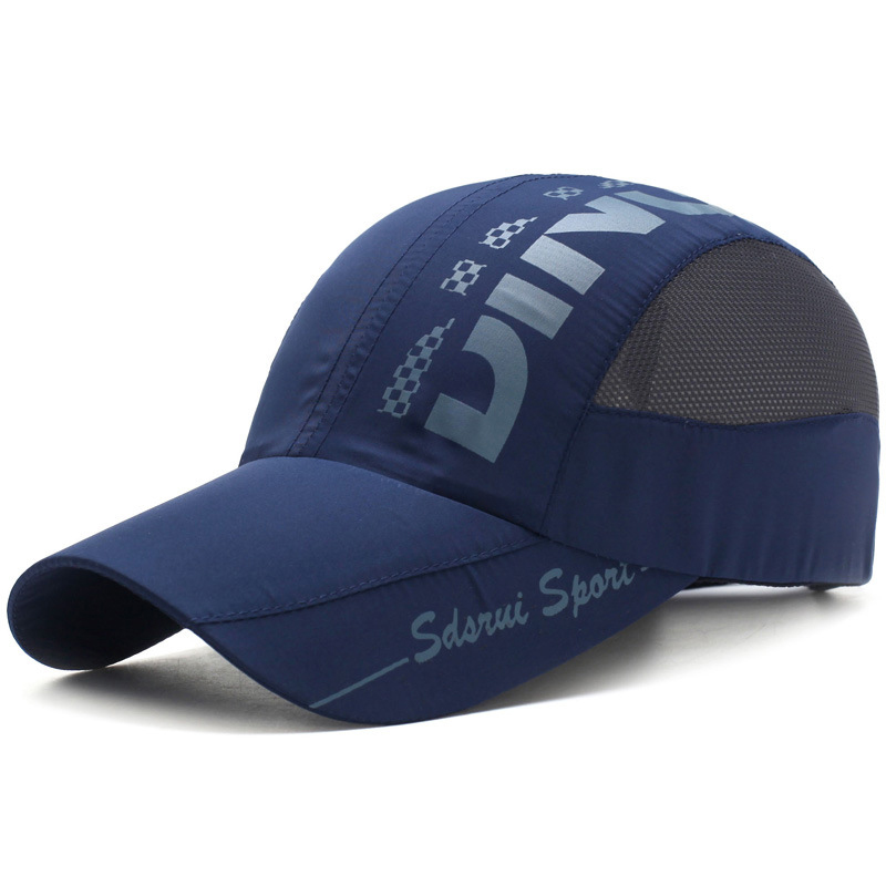 Men Outdoor Travel Sunshade Breathable Baseball Cap
