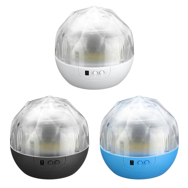 Starry Cosmos Star LED USB Night Light Sky Projector Bedroom Lamp Kids Xmas Gift