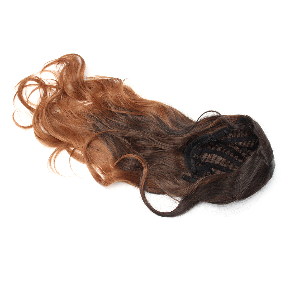 Women's Long Wavy Curly Hair Cosplay Party Wig