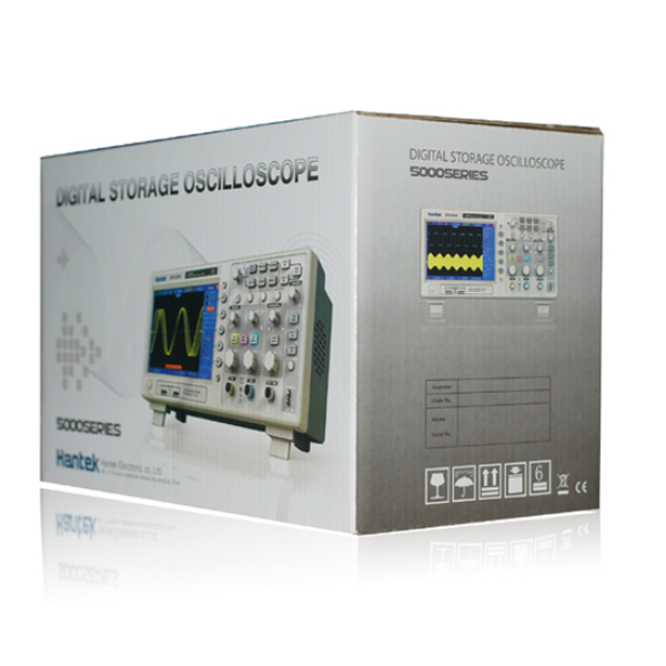 Hantek DSO5102P USB Digital Storage Oscilloscope 2Channels 100MHz 1GSa/s
