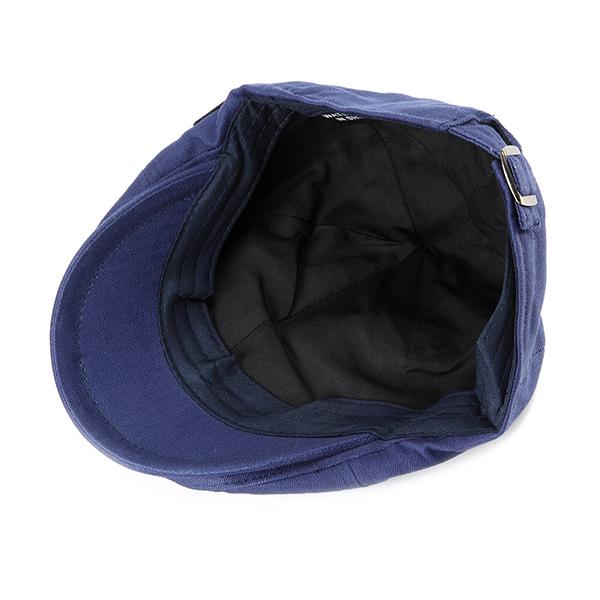 Unisex Cotton Beret Caps British style Outdoor Casual Hat