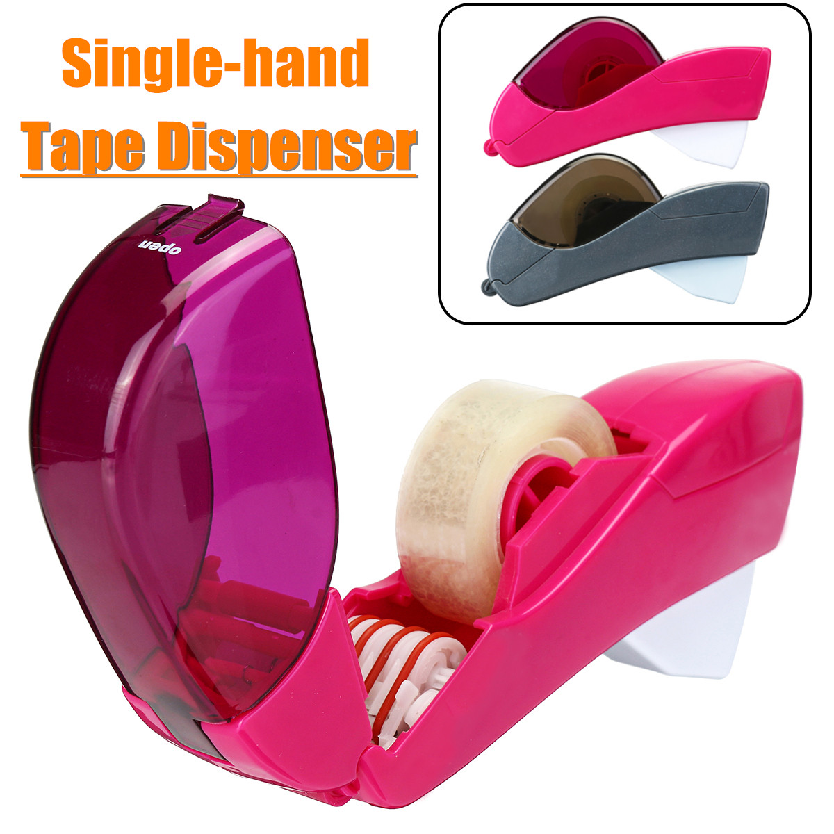 Automatic One Press Tape Dispenser For Gift Wrapping Scrap Booking Book Cover