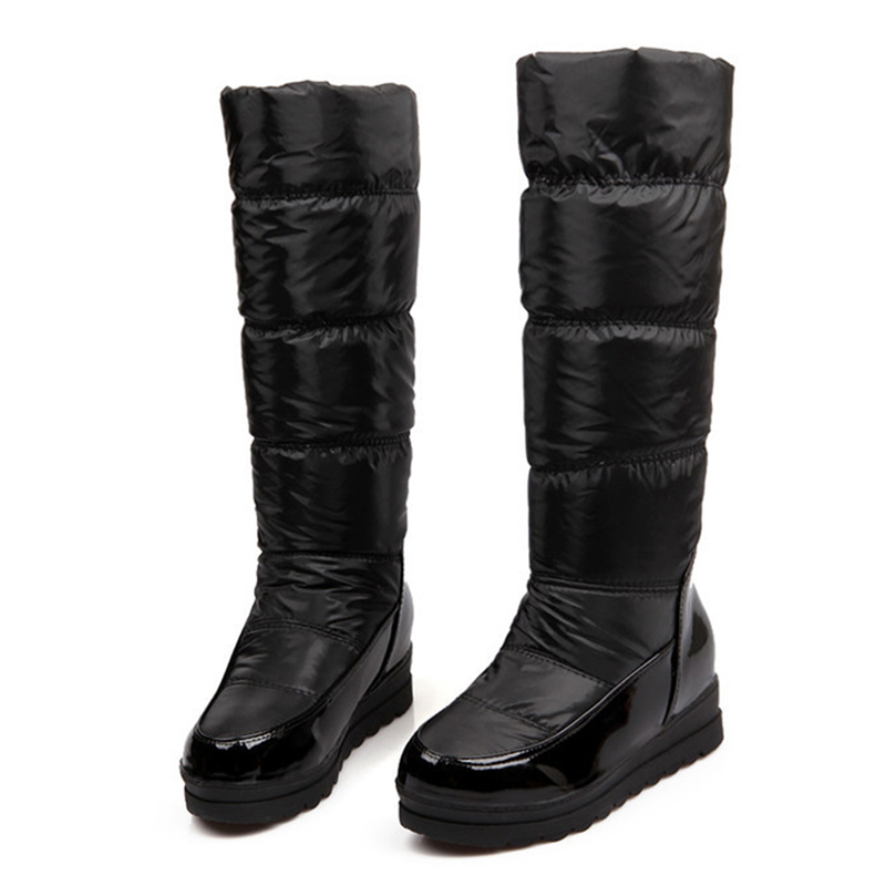 Large Size Women Casual Keep Warm Boots