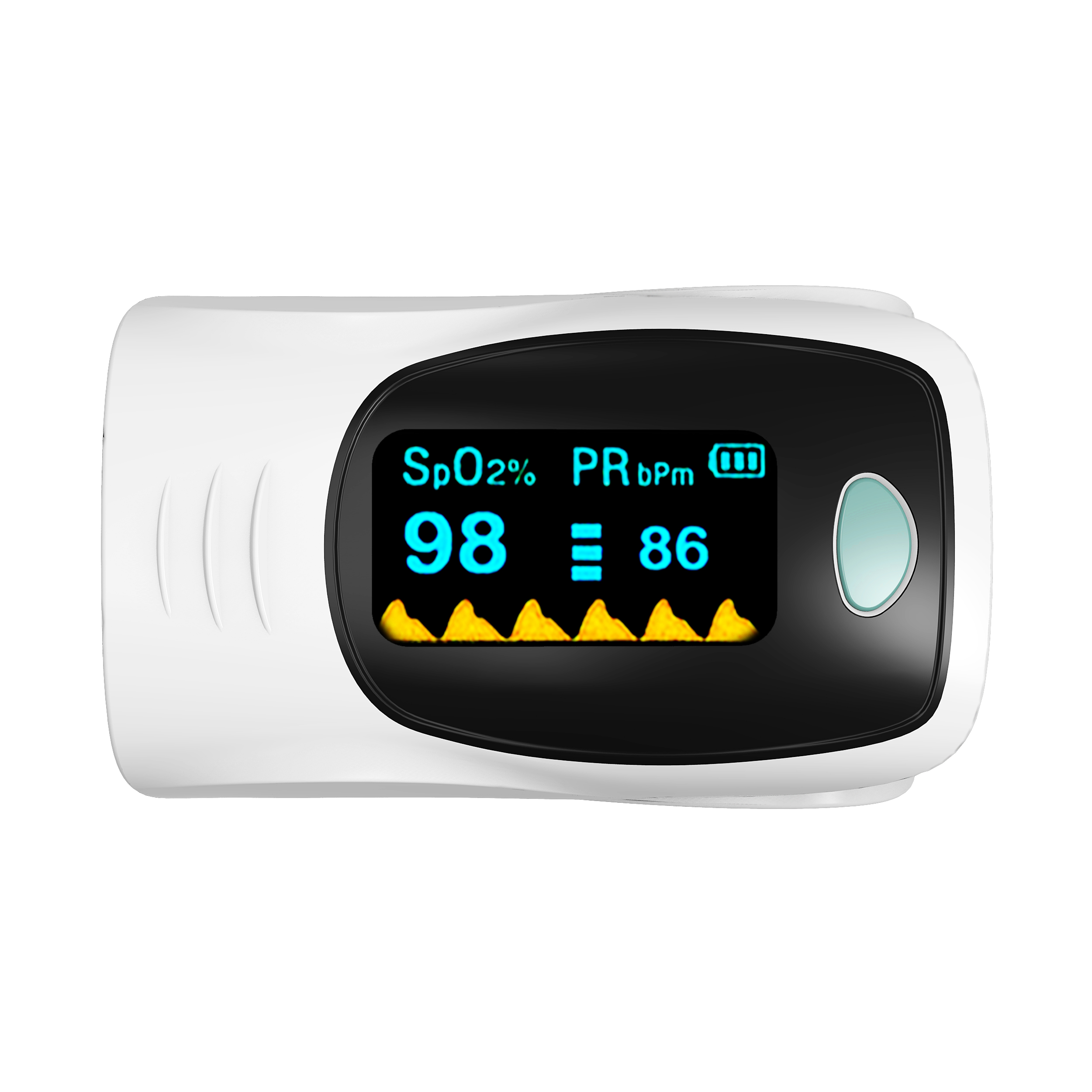 BANGPHY A3 OLED Fingertip Pulse Oximeter Blood Oxygen SpO2 PR Heart Rate Monitor