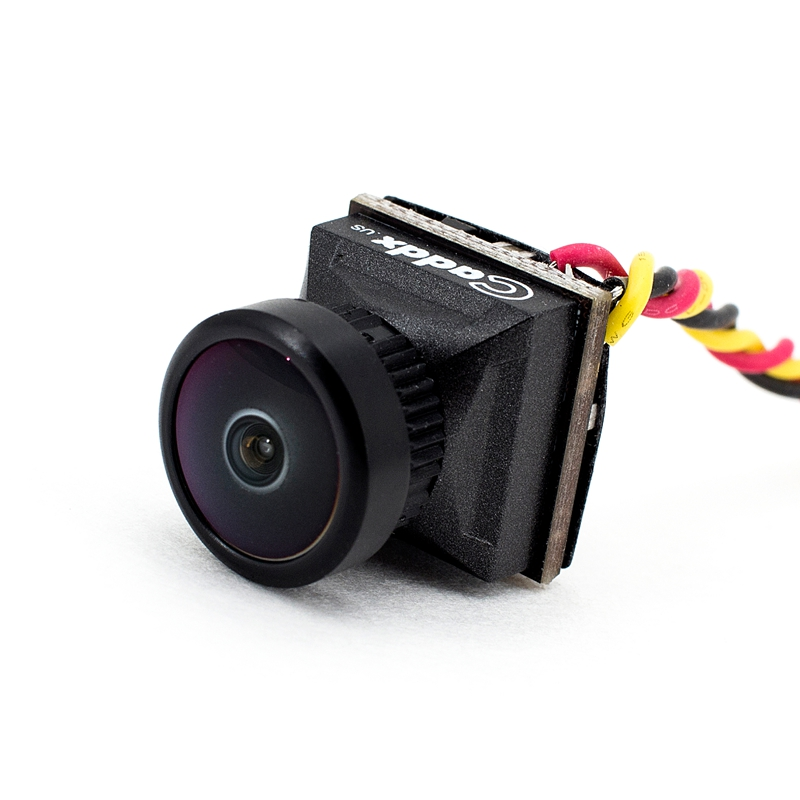 Caddx Turbo EOS1 4:3 1200TVL 2.1mm 1/3 CMOS Mini FPV Camera NTSC/PAL For RC Drone