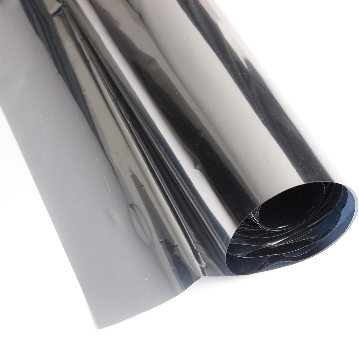 reflective window film one way mirror film solar silver- 50cm x 2m