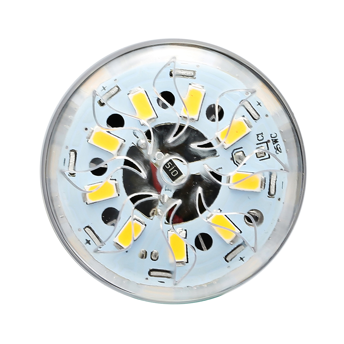 ARILUX® E27 25W 35W 45W SM5730 Fan Cooling Constant Current LED Corn Light Bulb AC85-265V
