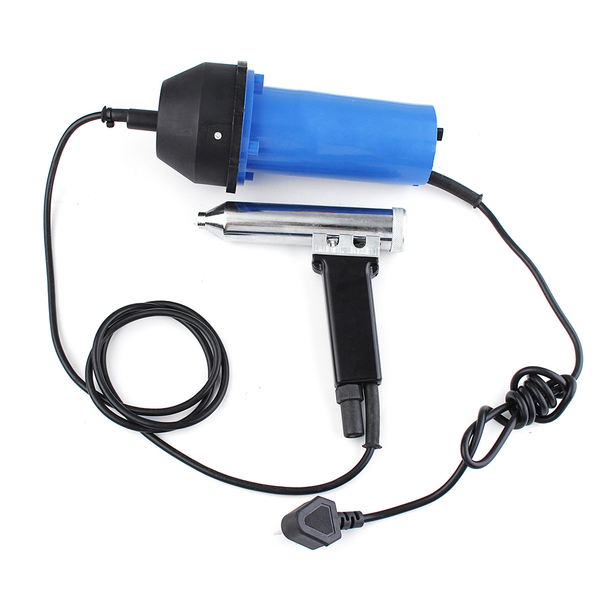 1000W Split Plastic Gas Welder Heat Gun Torch Hot Air Gun Welding Set 2800Pa with Gun Core