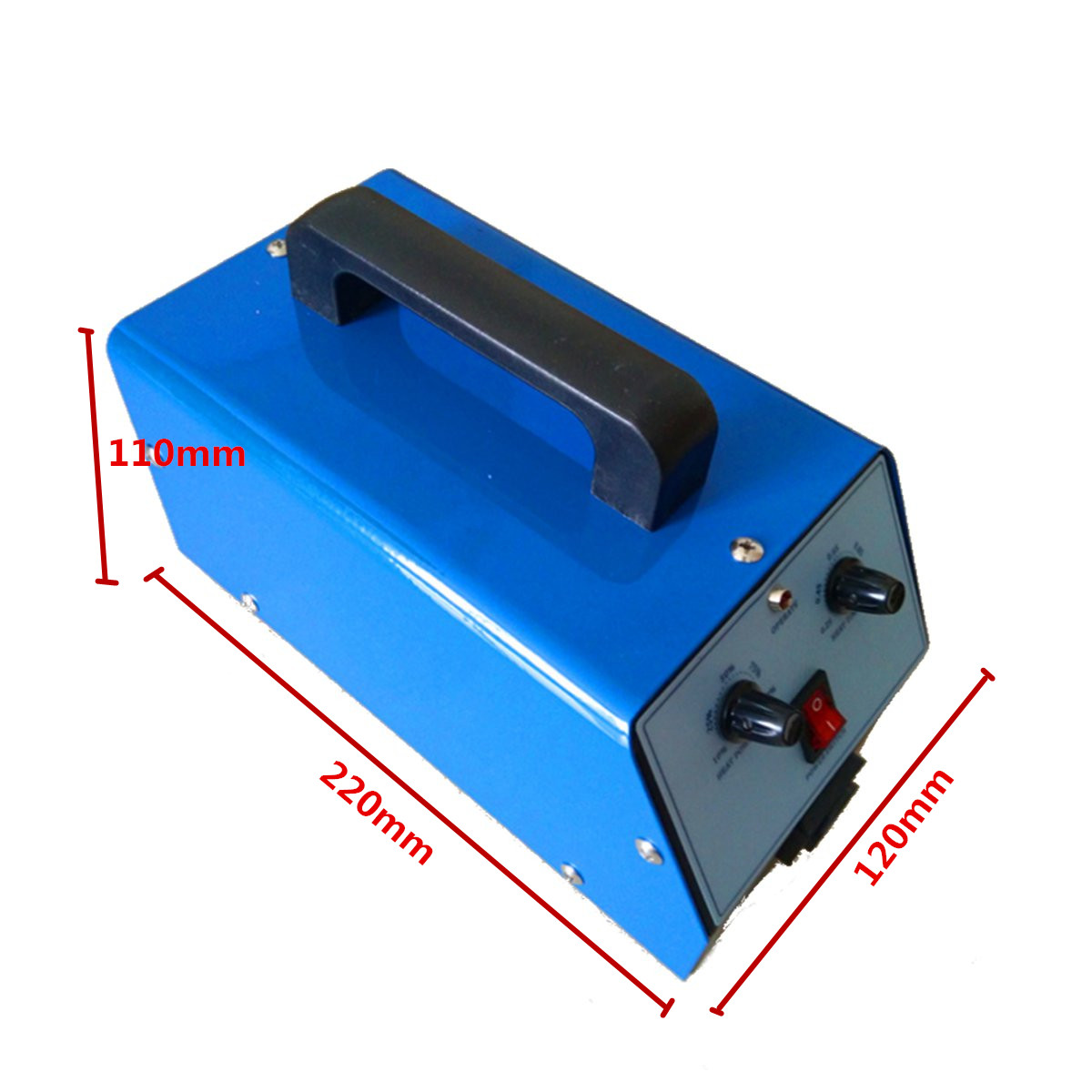220V Blue Hot Box PDR Induction Heater for Removing Paintless Dent Repair Tool