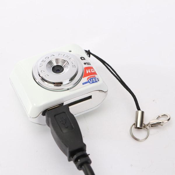 Smallest Mini Full HD Portable Digital Camera Video Recorder Camcorder