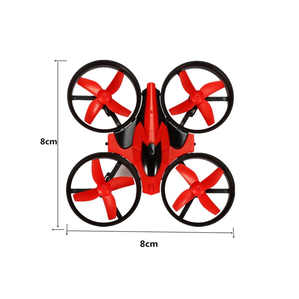 Eachine E010 Mini 2.4G 4CH 6 Axis Headless Mode RC Drone Quadcopter RTF