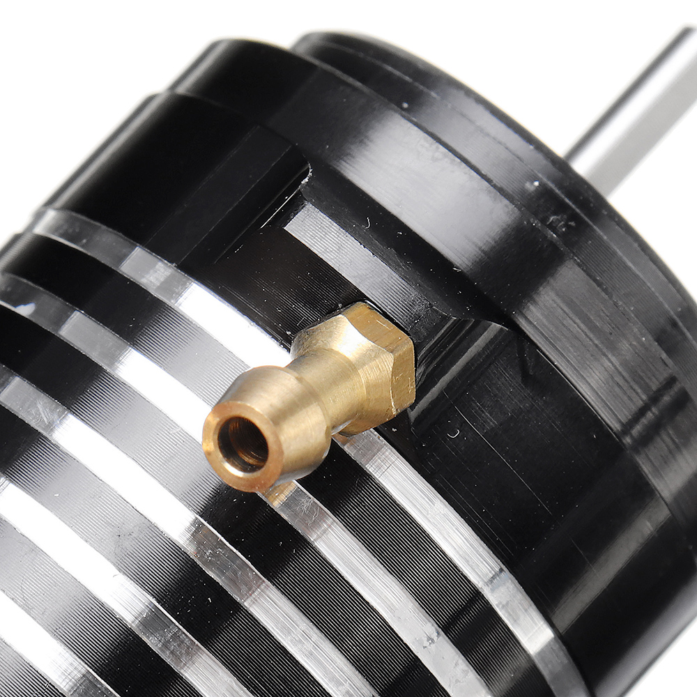 TFL 2960 2200KV SSS Brushless Waterproof 4 Poles Inner Rotor Motor w/ Water Cooling RC Boat Models Spare Parts