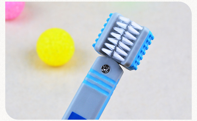 Pet Dog Automatic Glove Toothbrush Ultifaceted Cleaning Toothbrush Pet Cat Oral Care Supplies
