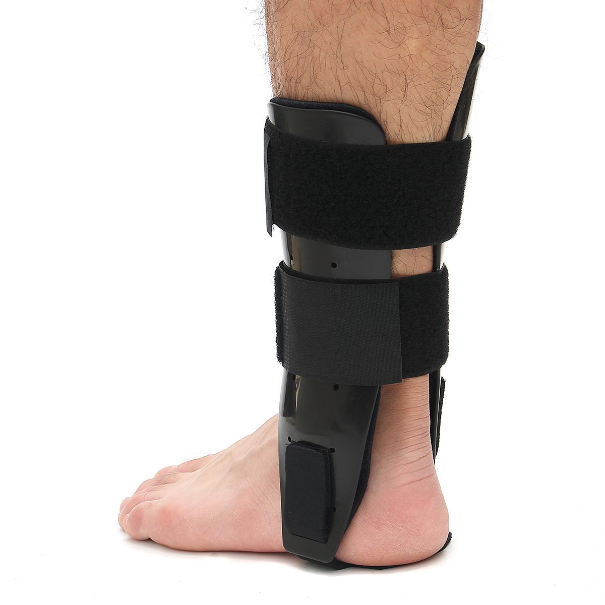 Adjustable Ankle Support Brace Foot Sprain Injury Wrap Splint Sports Gym Strap